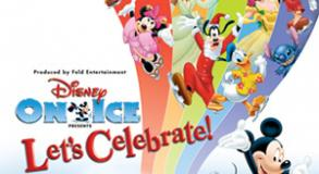 Disney On Ice 2012 presents Let's Celebrate!